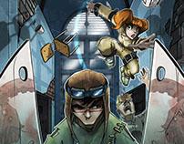 ASYLUM Comic Series