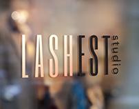 Lashest Studio | Logo Design