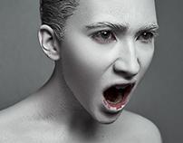 Beauty Sculpture Makeup