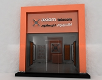 Axiom - Mobile Shop - 7 Branches - 2007