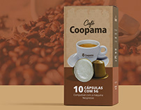 Embalagem Café Coopama