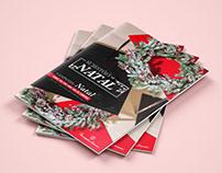 Christmas Fashion Editorial Catalog