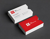 Logo and business cards for Law consulting company