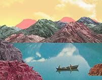 Collage | Instagram Illustrations V.01