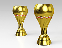 Design and Visualization of Polish Cup
