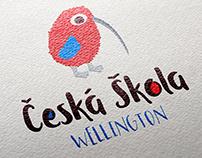 Ceska Skola Wellington Identity