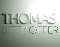 Thomas Bittikoffer Demo Reel