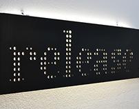 Typographic Light