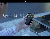 SynCloud : logo et site web