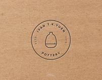 Brand Identity - Ivan T.K. Yuen Pottery