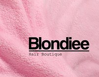 BLONDIEE Hair Boutique / Refresh id. 2016