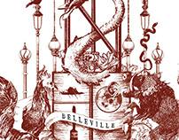 """Necroblaspheme """"Belleville"""""""