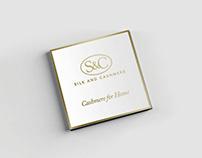 Silk and Cashmere / Catalog Design