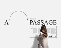A Passage / Exhibition & Catalogue