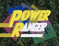The POWER RANGER TRIBUTE