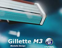 Gillette UE4