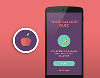 Food Calorie Quiz