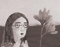 P. Kahlo - Bodas - pencil