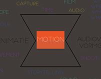 Owp 11 Motion Design Myself video Opdracht