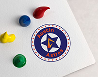 austin astros Company Logo Design. Submitted By Me To F