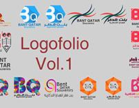 Logofolio vol.1 10 logo BENT QATAR
