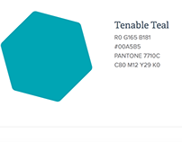Tenable Brand Guide