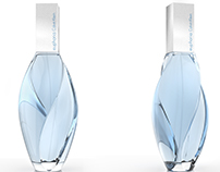 CK Fragrance - Concept Bottle Design