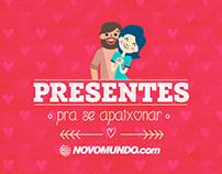 Novo Mundo - Dia dos Namorados