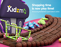 Kidzmo Supermarket / By Cozmo