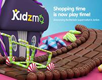 Kidzmo Supermarket / By Cozmo
