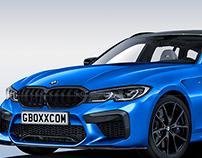 2020 BMW M3 Touring