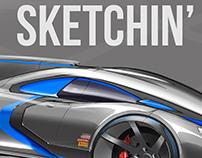 Sketchin'