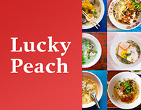LUCKY PEACH WEBSITE