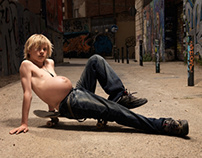 Pregnant Boys, Teen Pregnancy Campaign
