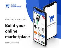 Cloud E-Commerce App