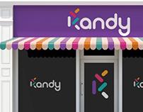 KANDY \ REBRANDING