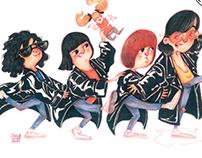 Ramones: Gabba Gabba Hey! Susanita's Little Gallery