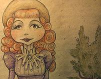 Sagan om den lilla cirkuselefanten, childrens book