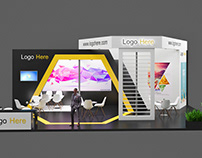 Exhibition Stall 7x11 Mtr