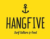 Hangfive // Rebrand