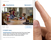 ShopRite from Home - Social Video Campaign