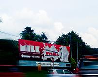 Milk Billboard