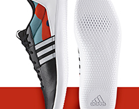 ADIDAS TRACK AND FIELD