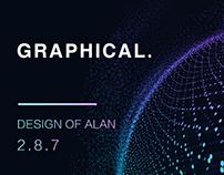 Graphical.设计源于热爱-图形海报设计no.1