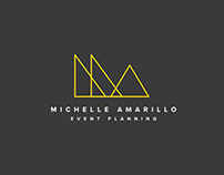 Michelle Amarillo Event Planning Identity and Website