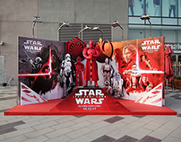 Starwars: The Last Jedi Photobooth