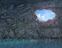 Cave. 3d