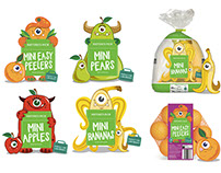 Fruit Monsters, Natures Pick, Aldi