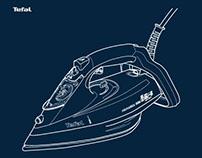 Tefal FV5330 _ Instruction Manual Redesign