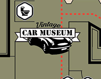 Site Map (Vintage Car Museum)